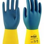 Перчатки нитриловые КЩС 751