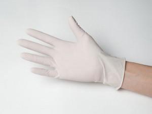 перчатки одноразовые латексные (1)